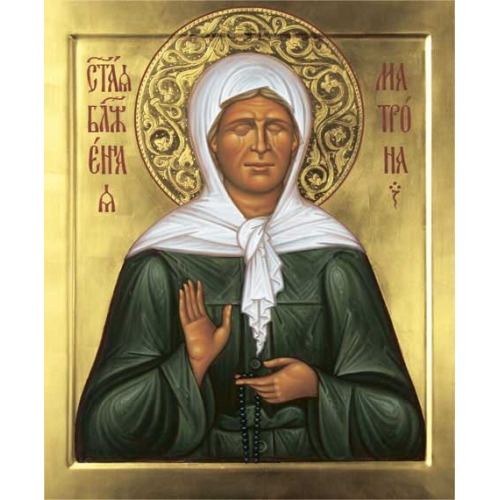 Icon by Matrona Of Moscow