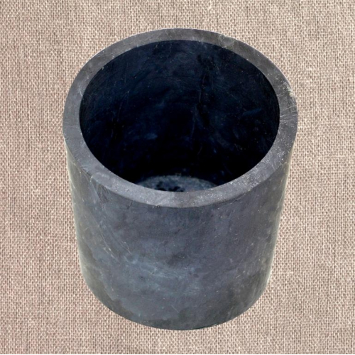 Unpolished flower pot