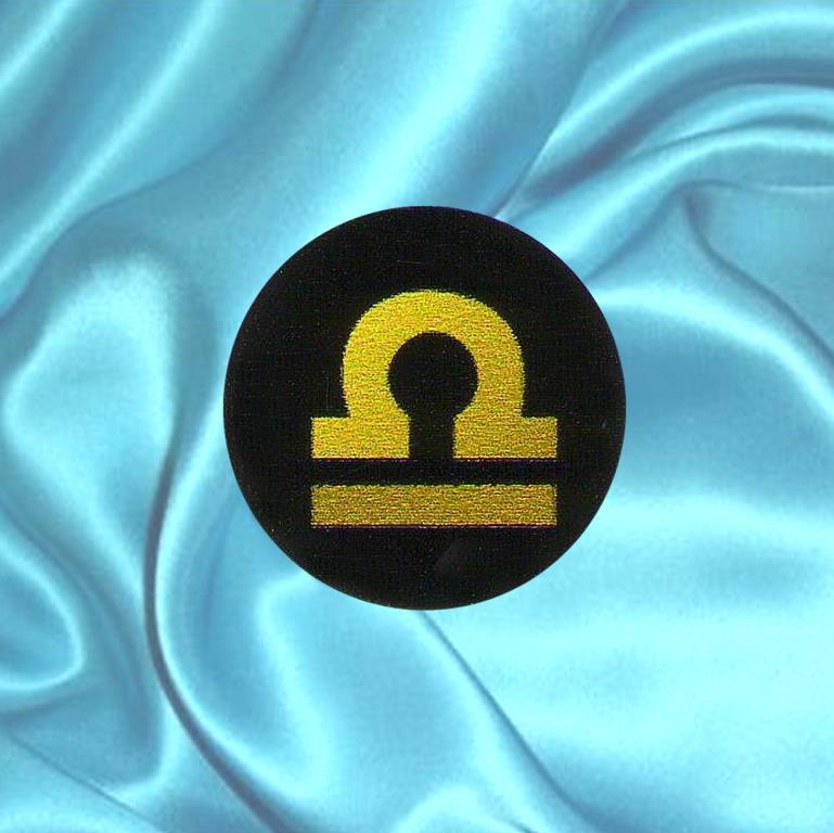 Shungite plaque for cell phone LIBRA