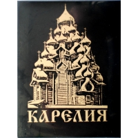 "The image of the ""Kizhi"" ( Church)"