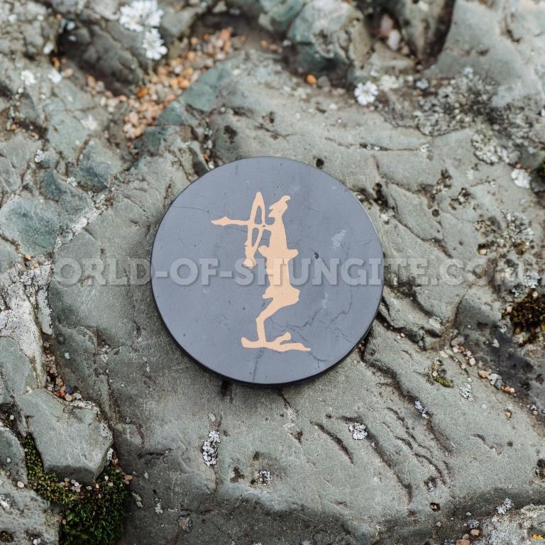"Magnet ""Petroglyph"" -4"
