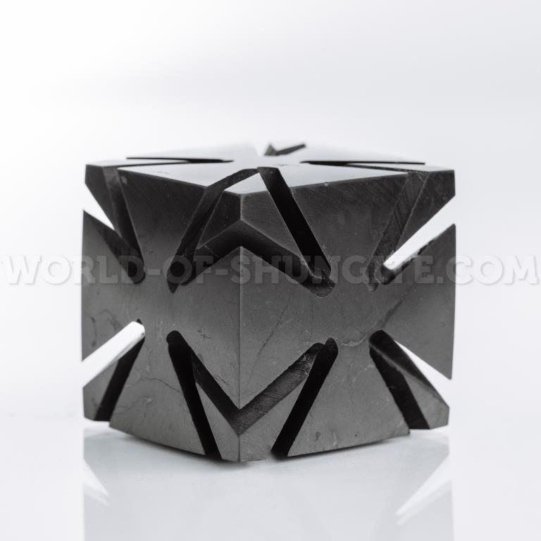 Shungite сut cube