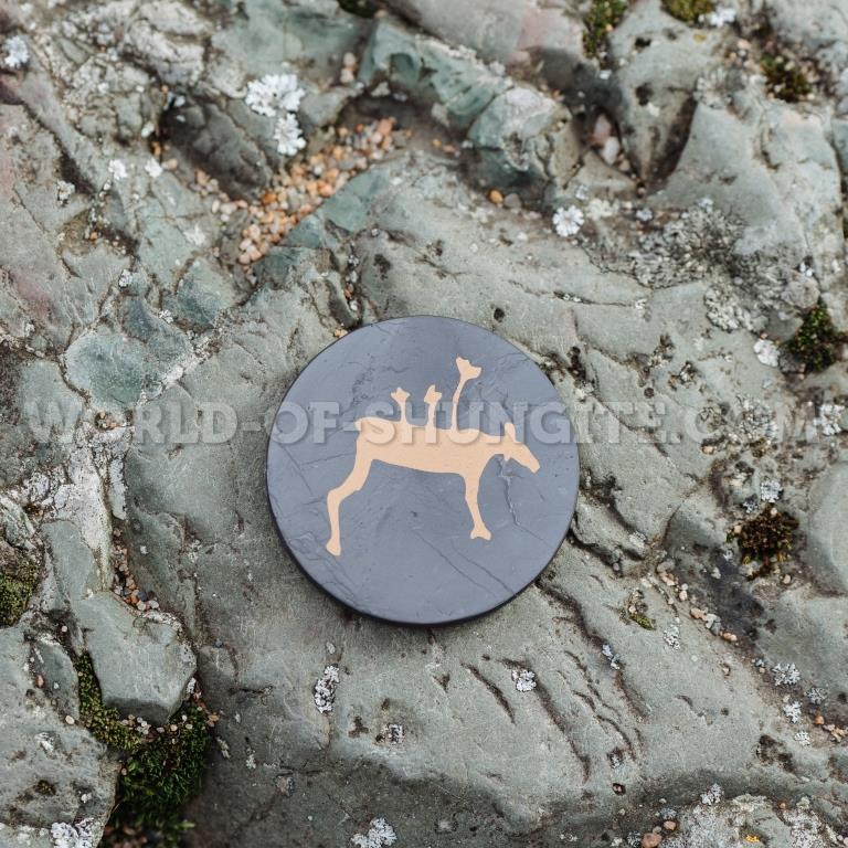 "Magnet ""Petroglyph"" -6"