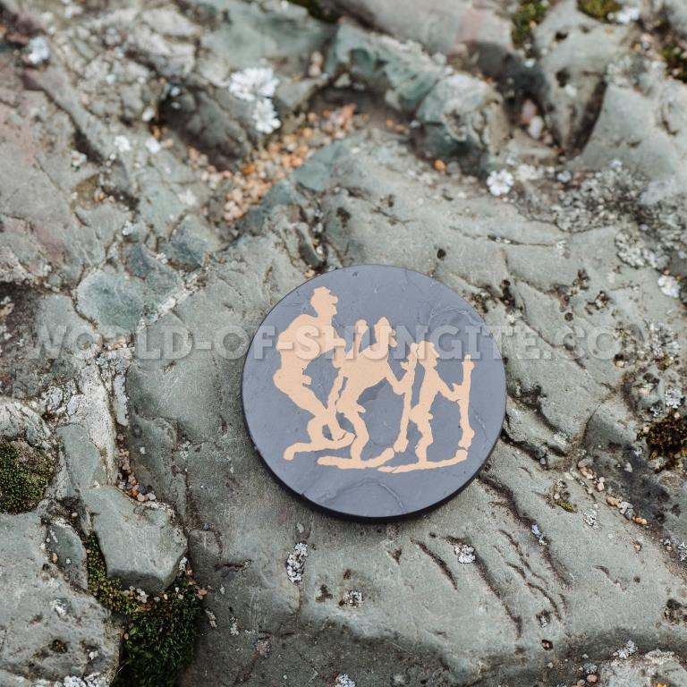 "Magnet ""Petroglyph"" -1"