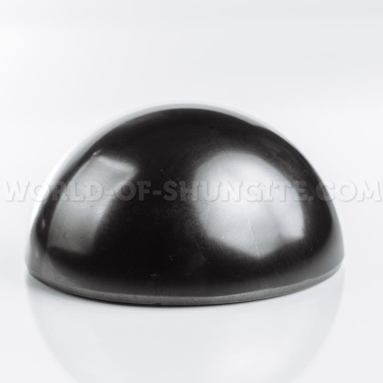 Shungite hemisphere 7cm