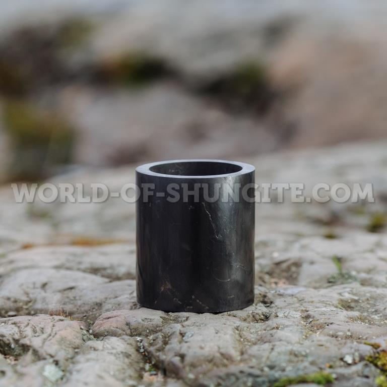 Shungite polished glass (small)