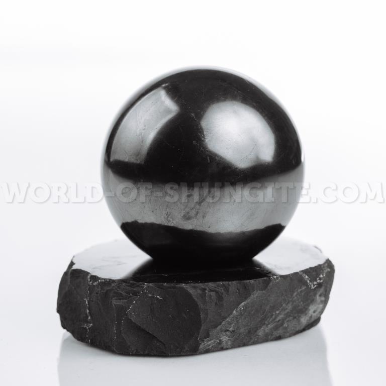 Shungite sphere 6cm