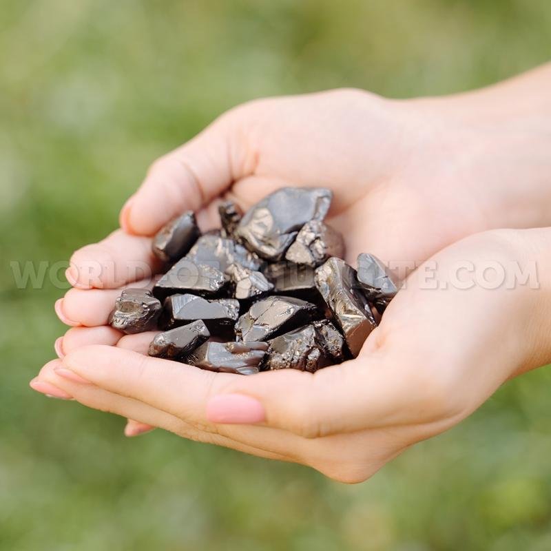 Pellets (elite shungite 5-15g) 100 g
