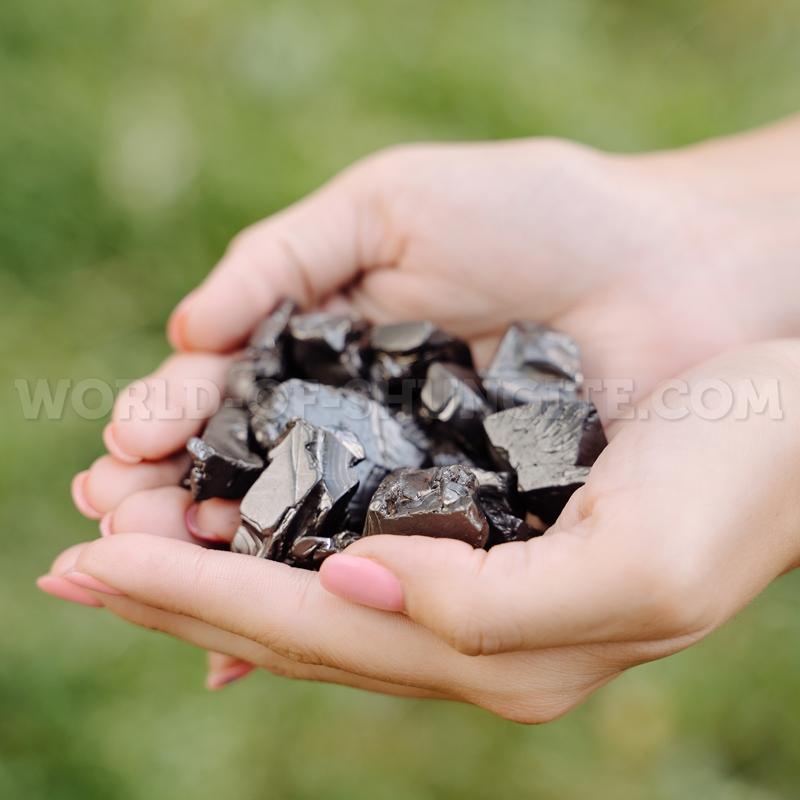 Pellets (elite shungite 16-30g) 100 g