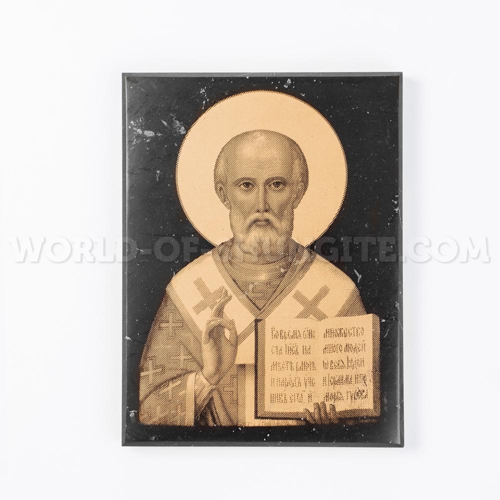 The Icon Of Alexander Svirsky
