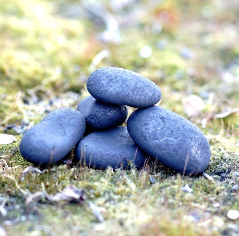 Shungite raw pellets  (small) 1-3cm.