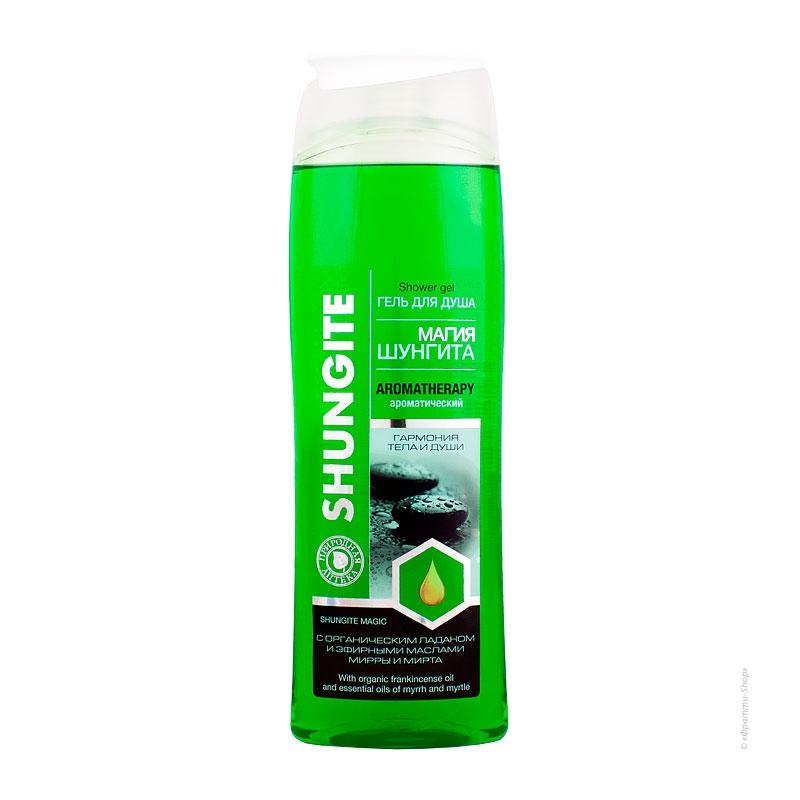 Shower gels (aromatic)