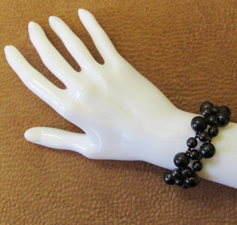 """Shungite bracelet """"Eva"""""""